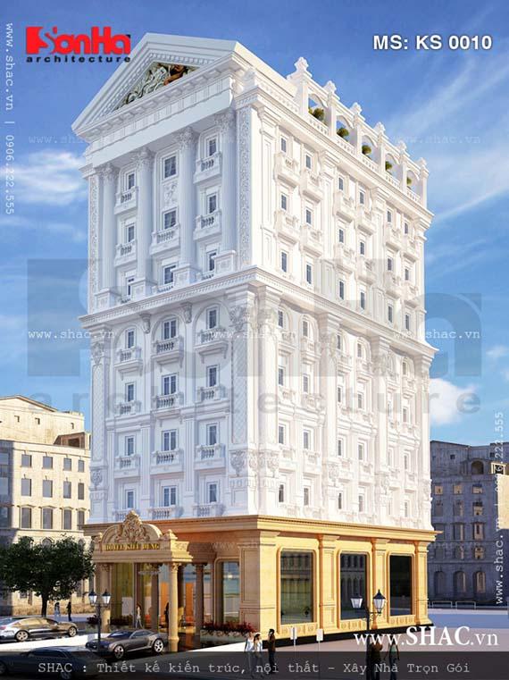 Khách sạn 4 sao