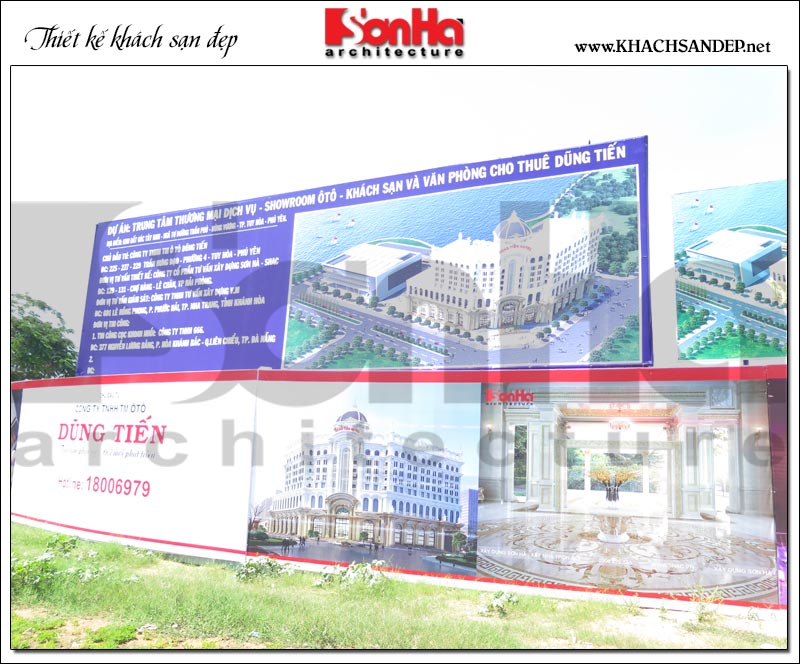 Công trình là bước ngoặt đánh dấu thương hiệu SHAC uy tín tại Phú Yên