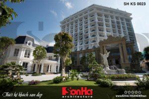 BÌA thiết kế quần thể khu resort 5 sao đẹp tại phú quốc sh ks 0023