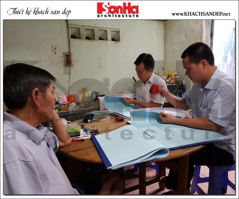 Khách sạn tân cổ điển tiêu chuẩn 4 sao tại An Giang chính thức được khởi công xây dựng vào tháng 6/2018