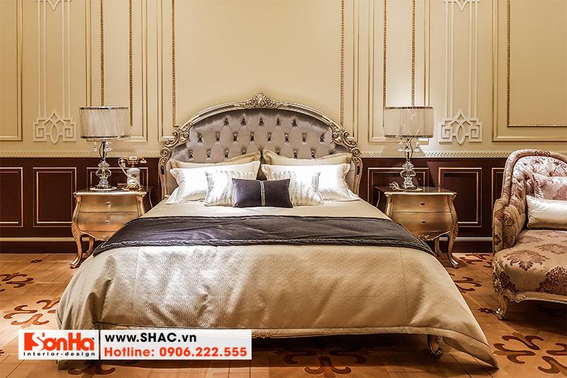 11 Kiểu giường ngủ tân cổ điển chất lượng cao