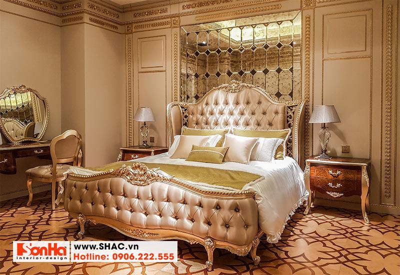 12 Bộ giường ngủ cổ điển độc đáo