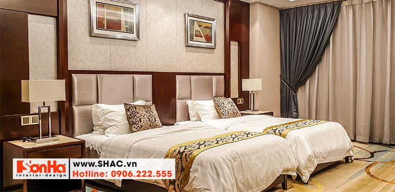 49 Kiểu phòng ngủ bọc da đẹp ấn tượng