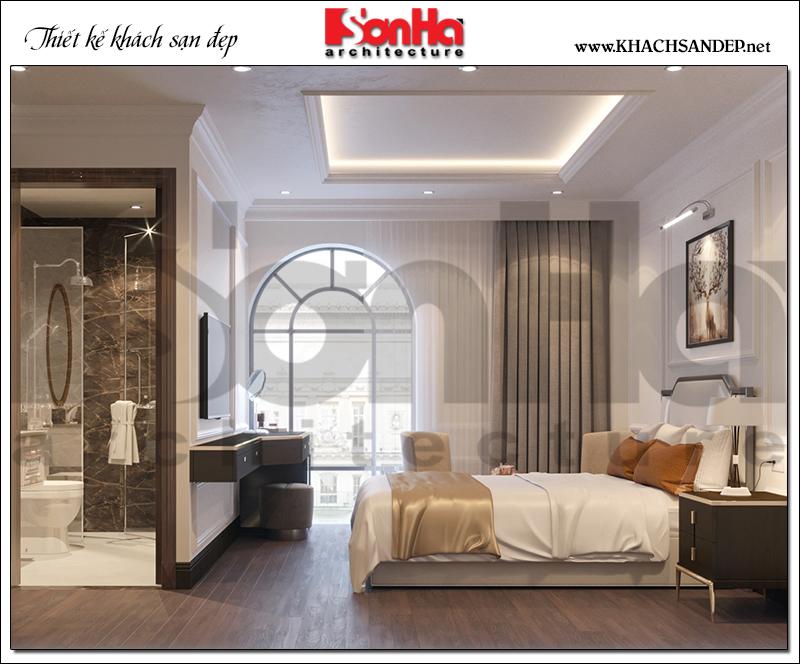 8 Thiết kế nội thất tầng lửng sang trọng tại quảng ninh