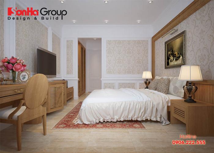 Định hình phong cách phòng ngủ rõ ràng mang đến cho khách hàng sự mới lạ với những trải nghiệm thú vị