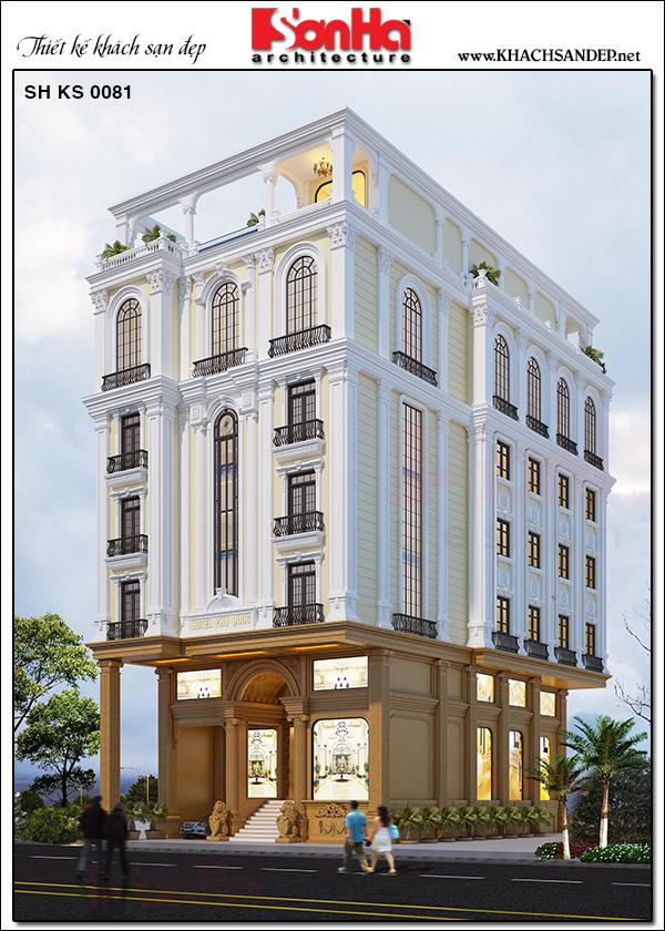 Chúng tôi xin được mời bạn tham khảo phương án thiết kế khách sạn đẹp này và có được những ý tưởng trang trí nội ngoại thất khách sạn 3 sao đẳng cấp và thời thượng.