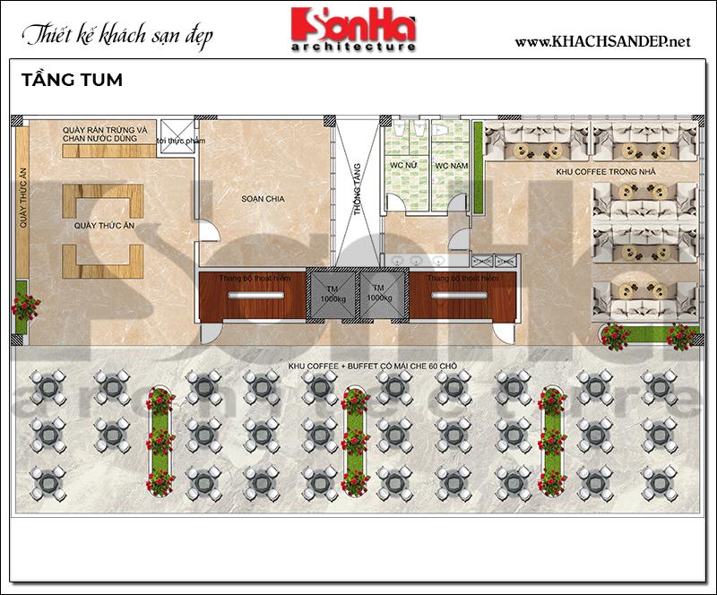 Trên đây là bản vẽ phối cảnh 3D ngoại thất và các mặt bằng công năng của khách sạn 3 sao phong cách hiện đại chúng tôi đã thiết kế cho chủ đầu tư tại Bình Thuận. Hi vọng bài viết sẽ giúp bạn có được những tham khảo hữu ích về thiết kế khách sạn đẳng cấp. Cảm ơn bạn đã theo dõi bài viết.