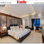 13 Mẫu nội thất phòng ngủ Ocean Studio khách sạn 22 tầng tại đà nẵng sh ks 0032