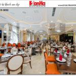6 Nội thất phòng ăn khách sạn 4 sao tại đà nẵng sh ks 0032