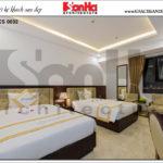 9 Mẫu nội thất phòng ngủ deluxe khách sạn đẹp tại đà nẵng sh ks 0032
