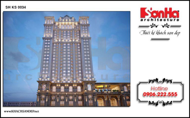 Khách sạn cổ điển tại Bắc Ninh
