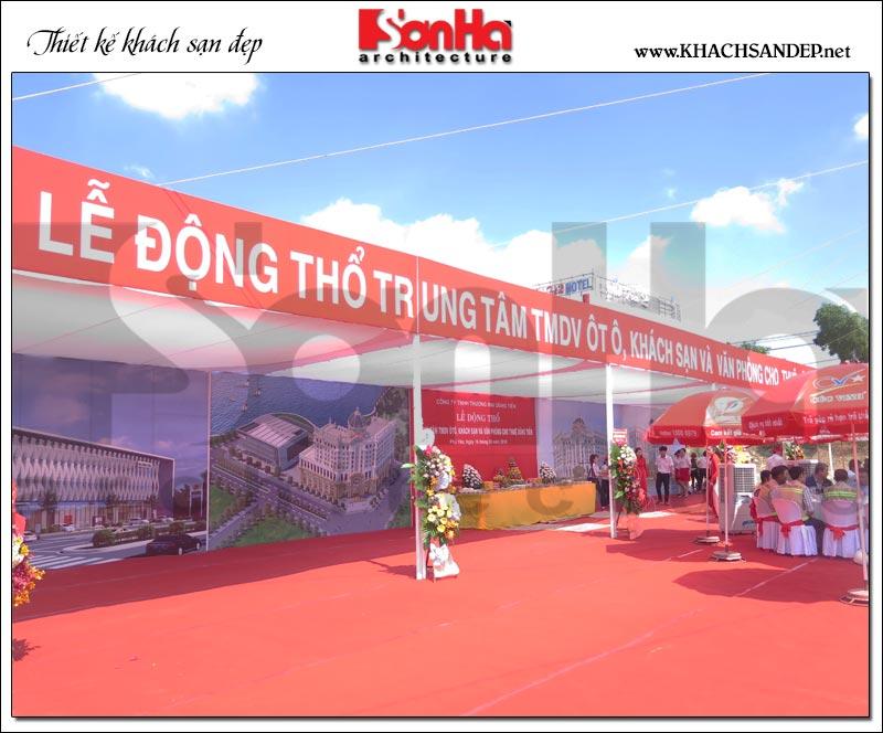 Lễ động thổ dự án trọng điểm tại Phú Yên