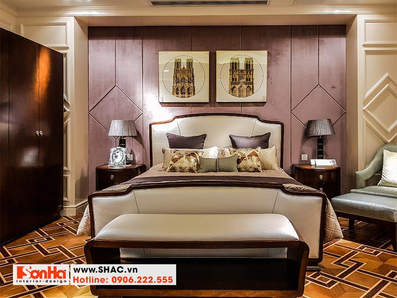 10 Mẫu giường ngủ bọc da đẳng cấp