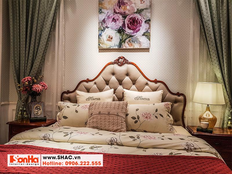 14 Kiểu giường ngủ tân cổ điển cao cấp