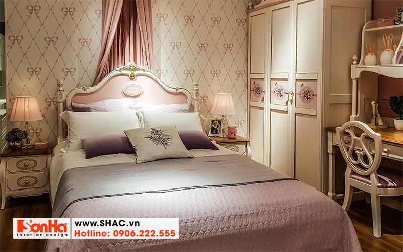 15 Bộ giường ngủ tân cổ điển đẹp