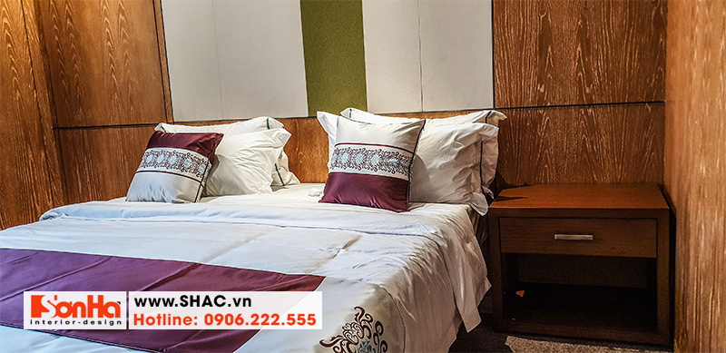 23 Kiểu giường gỗ thịt thiết kế đơn giản hiện đại