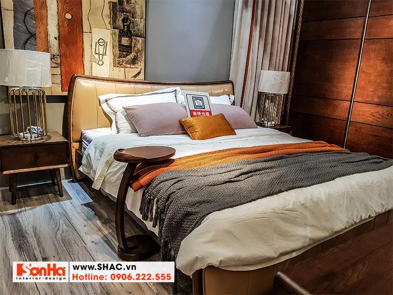 24 Mẫu giường ngủ bọc hiện đại cao cấp