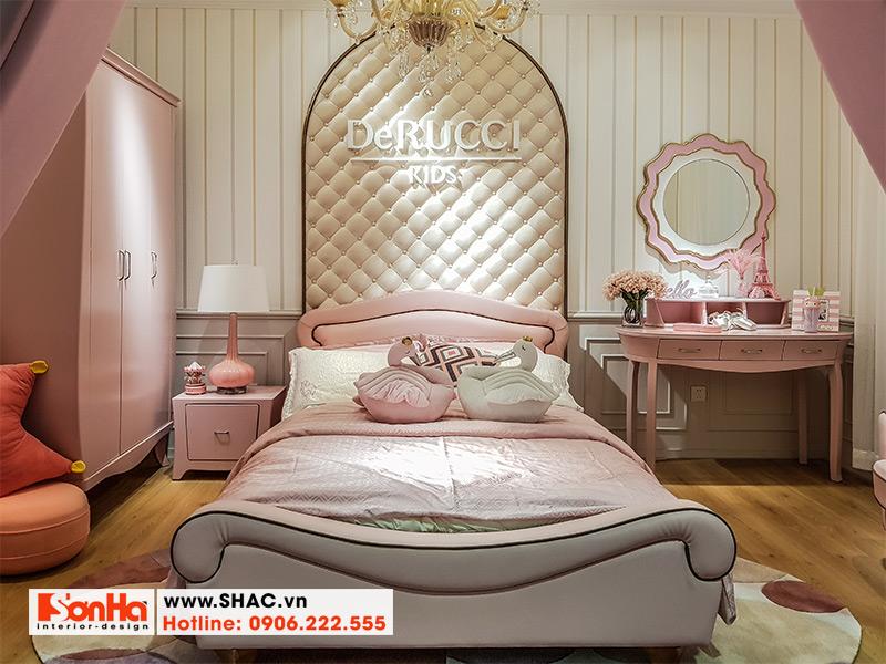 25 Kiểu giường ngủ bọc da đẹp ấn tượng