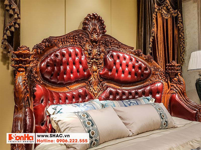 3 Bộ giường ngủ cổ điển sang trọng
