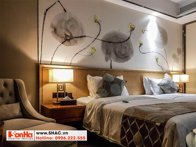 3 Bộ giường ngủ gỗ thịt sang trọng