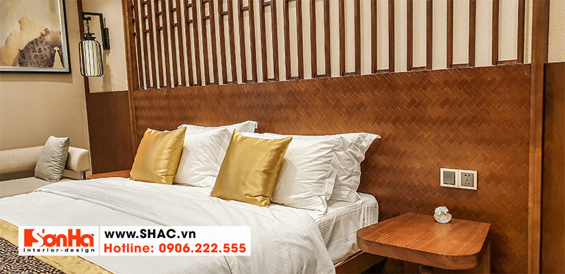 30 Bộ giường ngủ gỗ tự nhiên thiết kế đơn giản hiện đại
