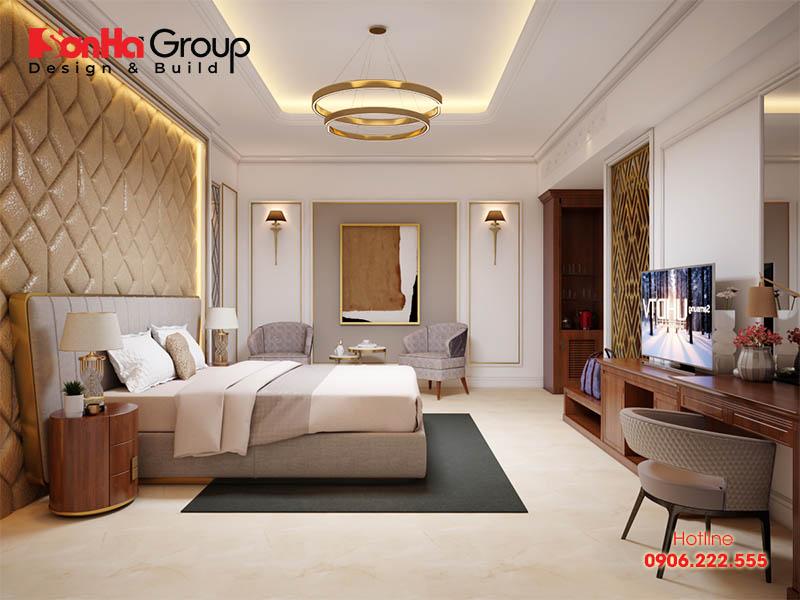 Một lưu ý nữa dành cho bạn, đó là khi lựa chọn chăn, ga, gối, đệm cho phòng ngủ khách sạn 3 sao, nên sử dụng tông màu sáng, như: màu trắng, màu kem hay vàng nhạt,… sẽ giúp cho không gian căn phòng thêm sang trọng và sáng sủa hơn. Đặc biệt, bộ chăn gối mà bạn sử dụng phải đảm bảo chất lượng tốt nhất tạo cảm giác thoải mái mang đến cho khách hàng giấc ngủ ngon, dễ chịu nhất.