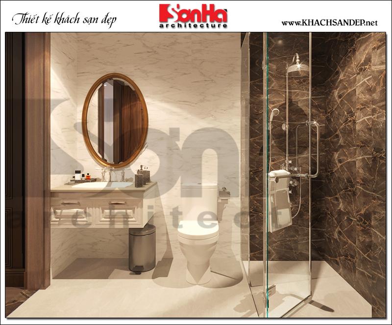 12 Thiết kế nội thất phòng tắm wc đẹp tại quảng ninh