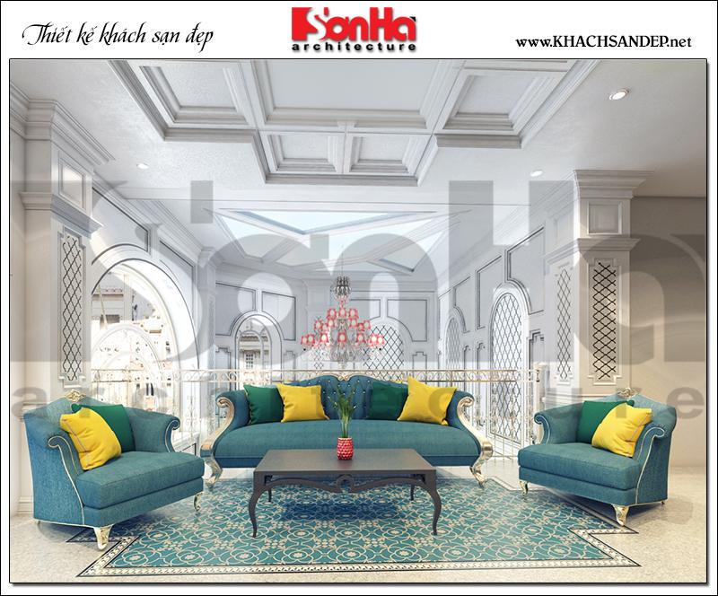 3 Thiết kế nội thất tầng lửng sang trọng tại quảng ninh