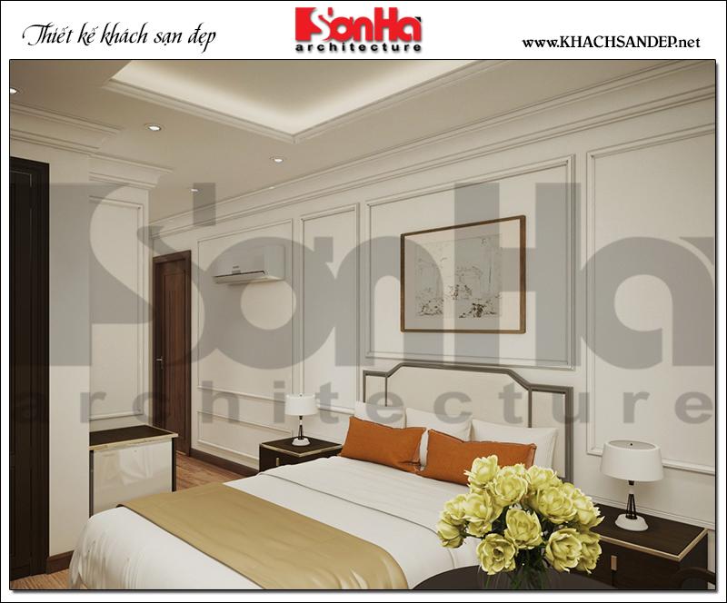 6 Bố trí nội thất phòng ngủ 3 cao cấp tại quảng ninh