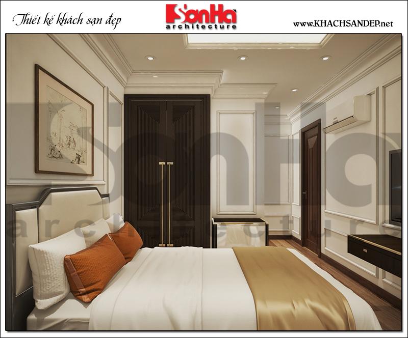 7 Trang trí nội thất phòng ngủ 4 đẹp tại quảng ninh