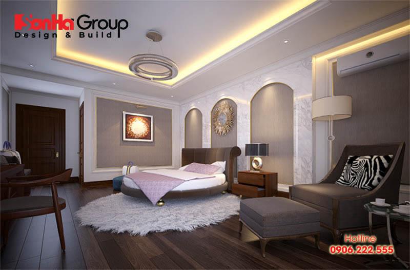 Cách lựa chọn giường ngủ khách sạn đẹp, độc đáo